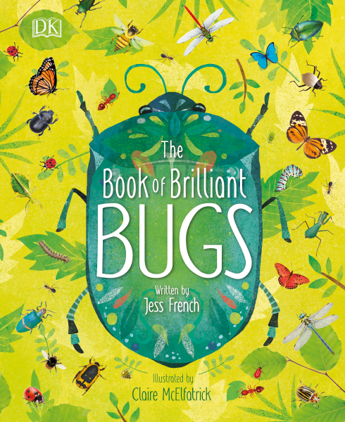 DK 2020新书 The Book of Brilliant Bugs PDF下载