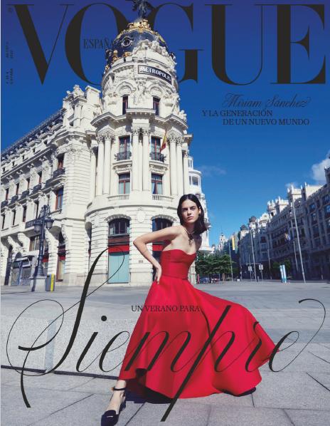 西班牙版 vogue espana 服饰与美容 2020年8月刊