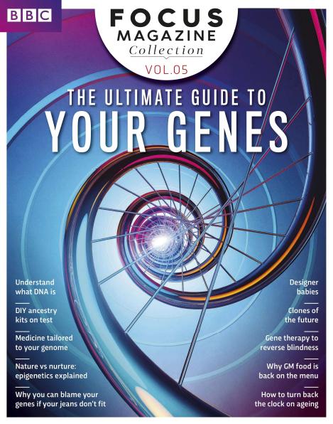 BBC Science Focus 特刊BBC科学聚焦 科普杂志 2020.07.18 基因的终极指南