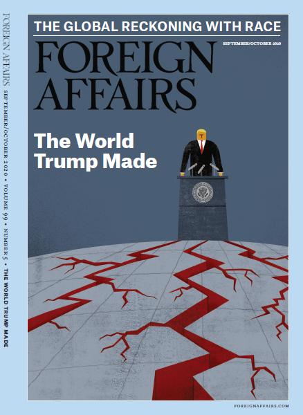 [美国版]Foreign Affairs PDF 外交事务 2020年 9/10月合刊 244页