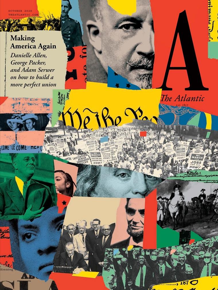 [美国版]The Atlantic 大西洋月刊 2020年10月刊