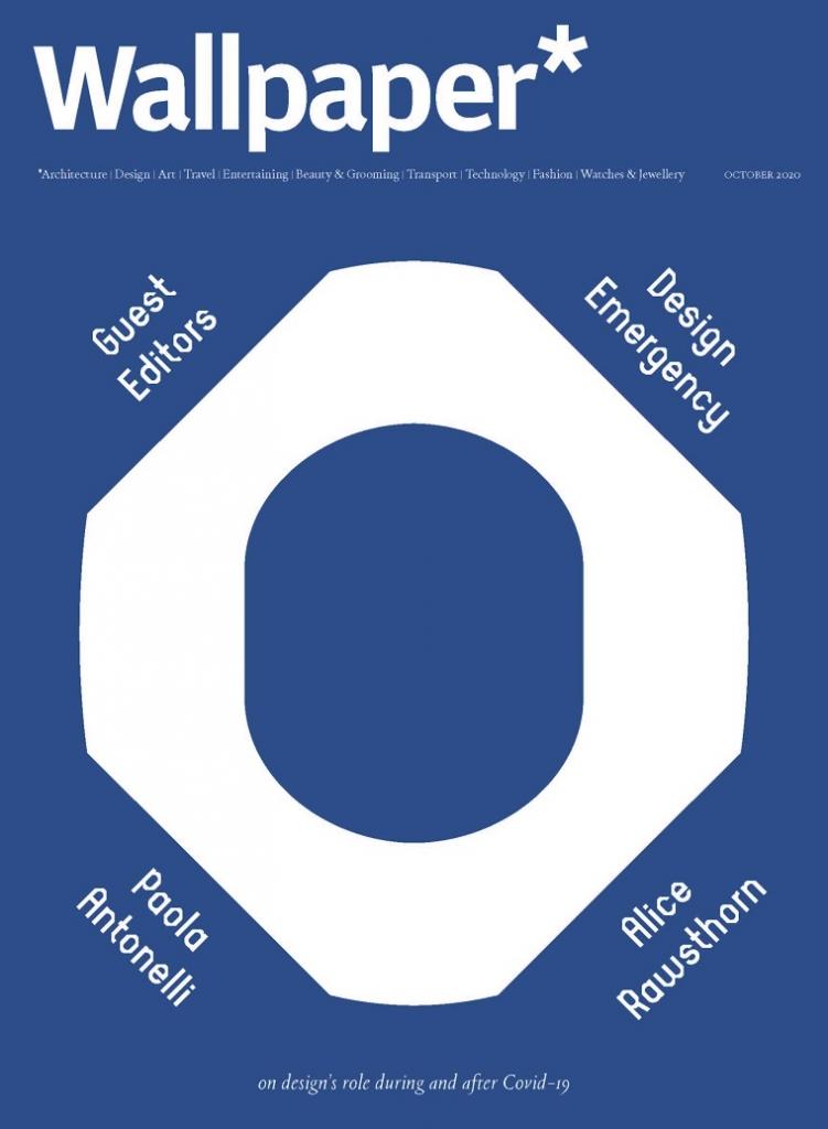 英国版 Wallpaper* 现代艺术设计权威杂志 2020年10月号 252页