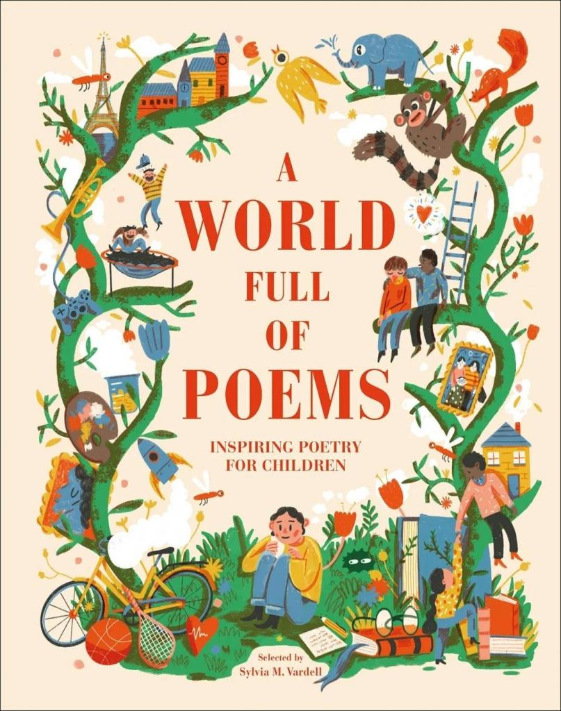 A World Full of Poems DK2020新书