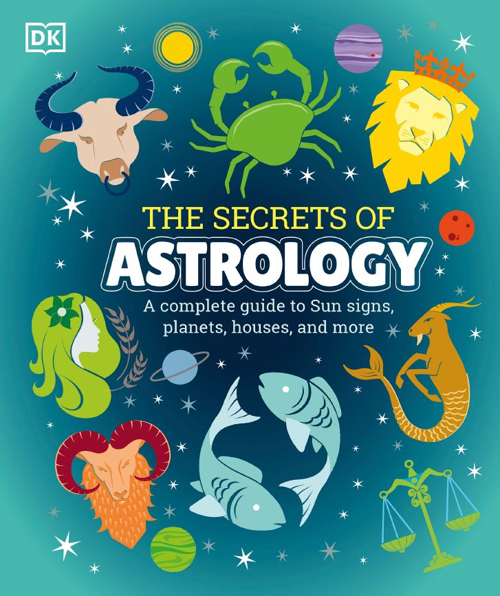 The Secrets of Astrology DK 2020