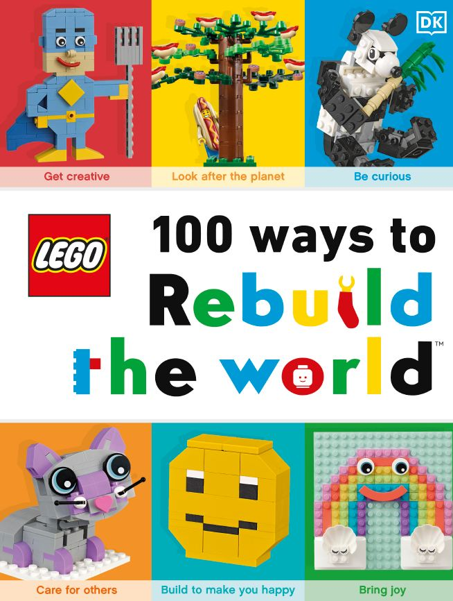 LEGO 100 Ways to Rebuild the World DK 2020