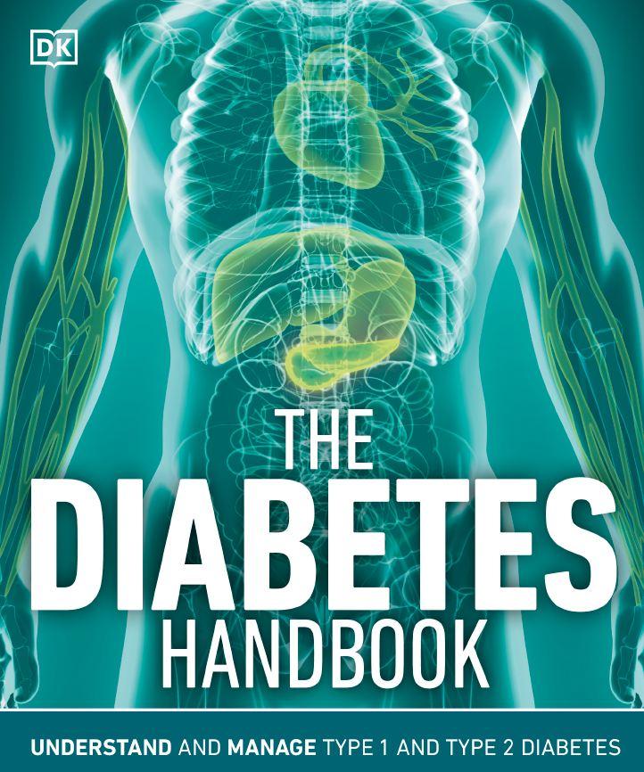 DK The Diabetes Handbook 糖尿病患者手册2020版