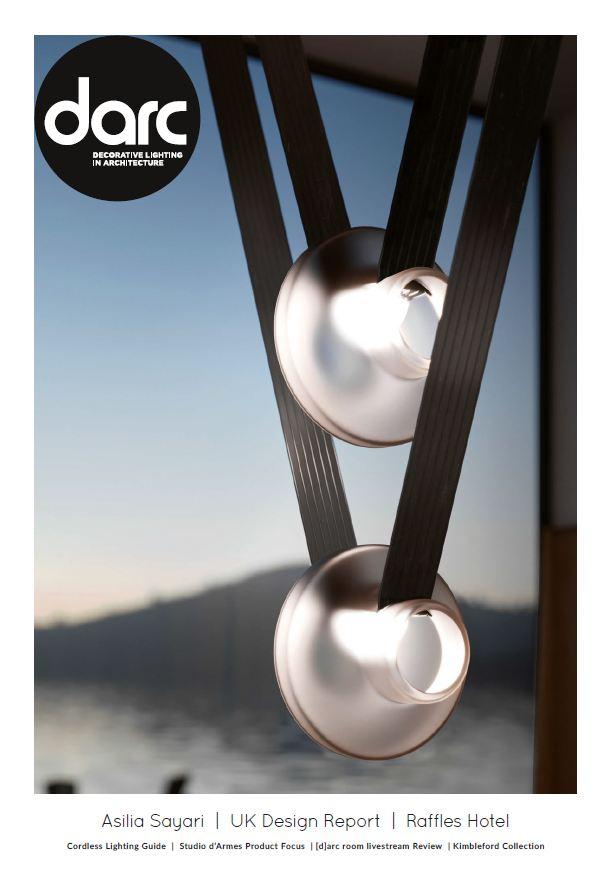 Darc 法国版 国际建筑灯光设计杂志 2020年11月