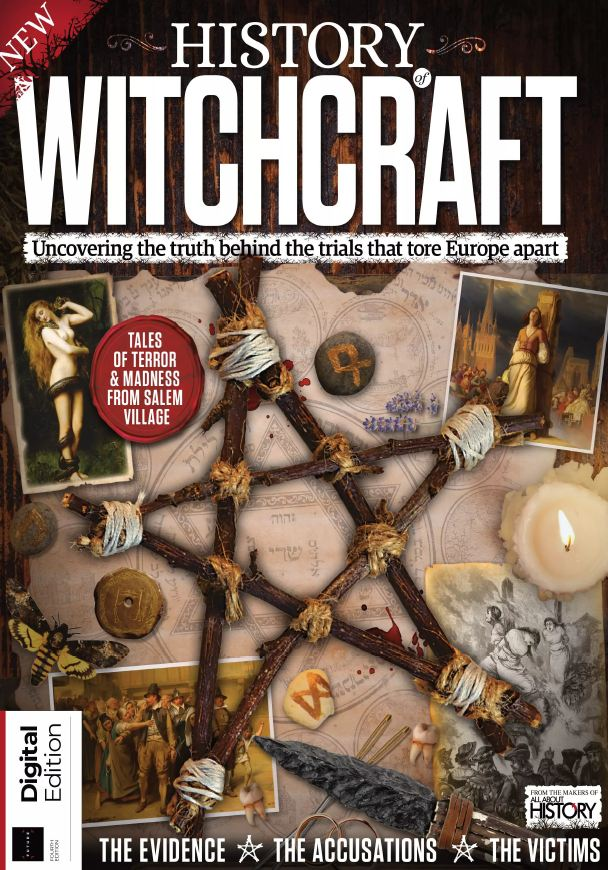 All About History History of Witchcraft 2020