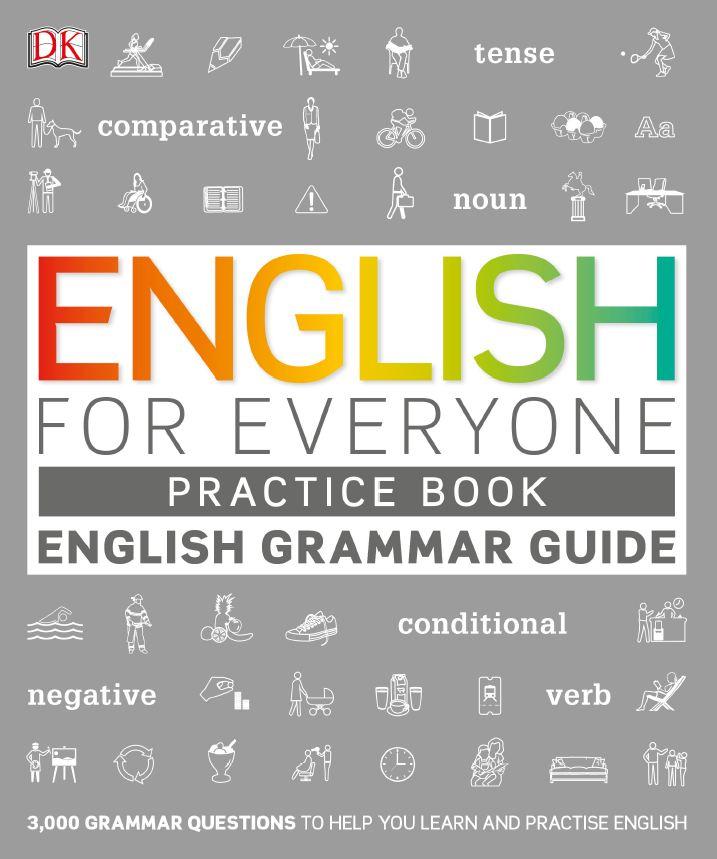 English for Everyone English Grammar Guide Practice Book 原生版PDF