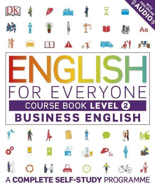 English for Everyone Business English Level 2 课本+练习书
