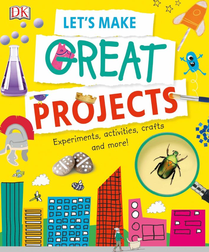 Let's Make Great Projects DK