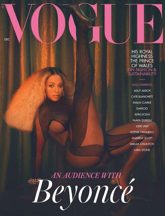 英国版 VOGUE 时尚杂志 2020年12月刊 298页时尚盛宴