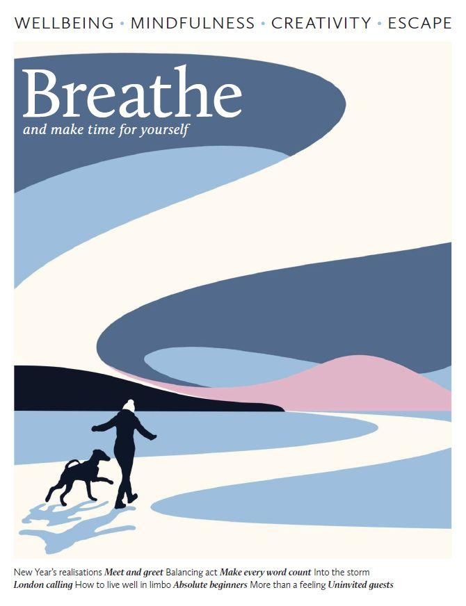 [英国版]Breathe 文艺小清新杂志 Issue35