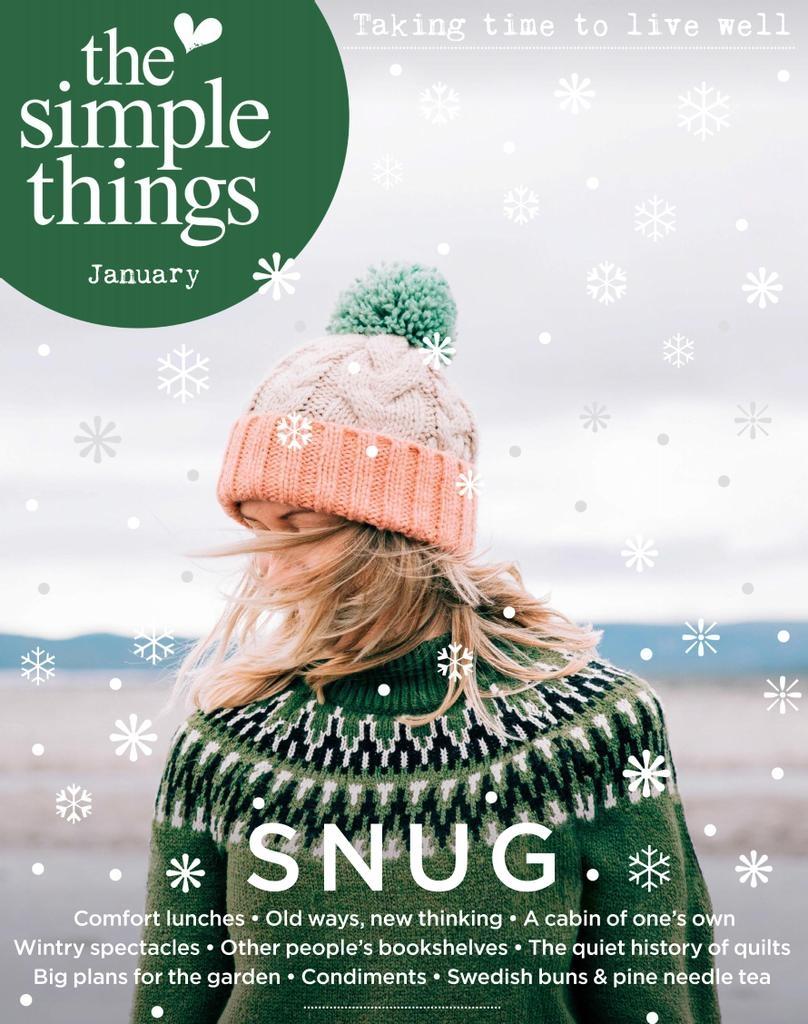 The Simple Things 简单生活杂志 2021年1月刊