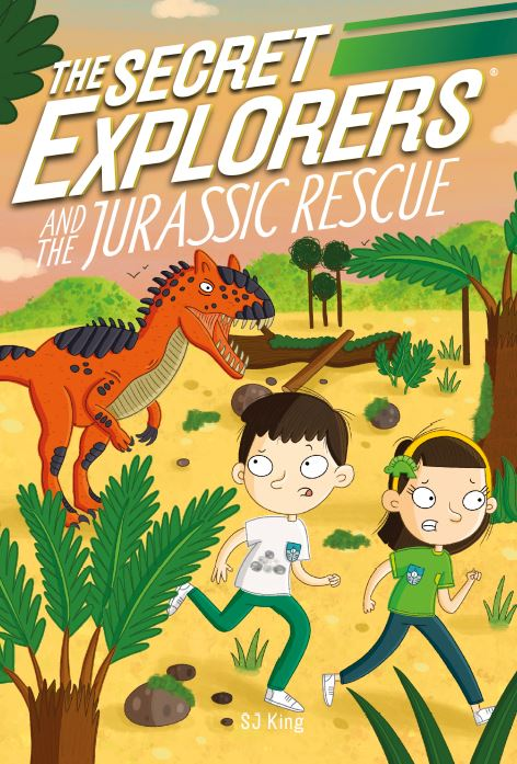 The Secret Explorers and the Jurassic Rescue by DK