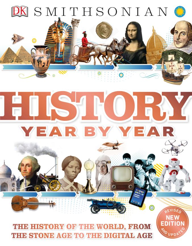 Smithsonian Institution:History Year by Year (DK)2019