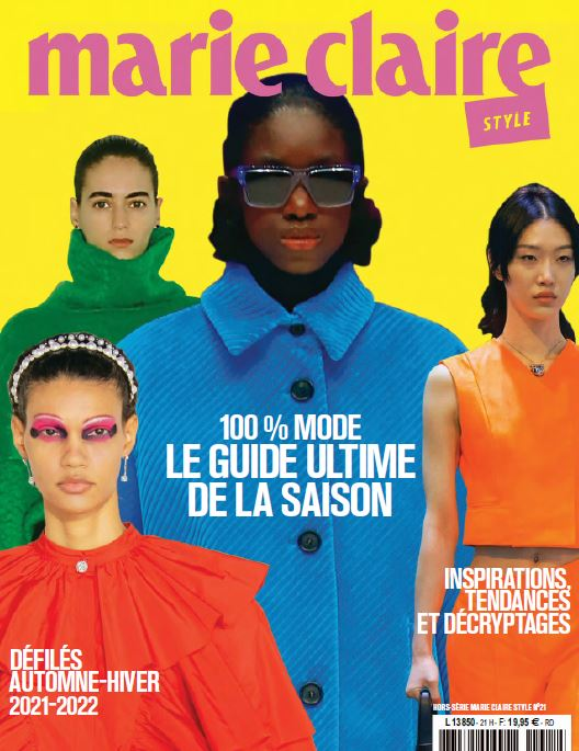 Marie Claire Style Automne Hiver 2021