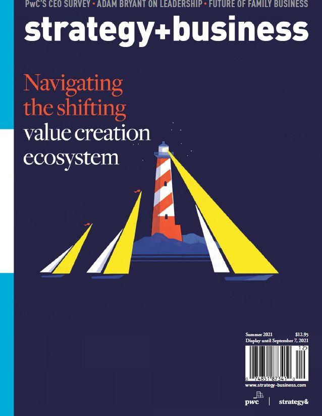 Strategy Business 2021年夏季刊