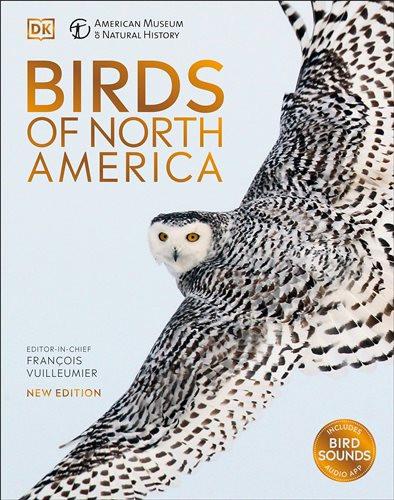 AMNH Birds of North America by dk2021