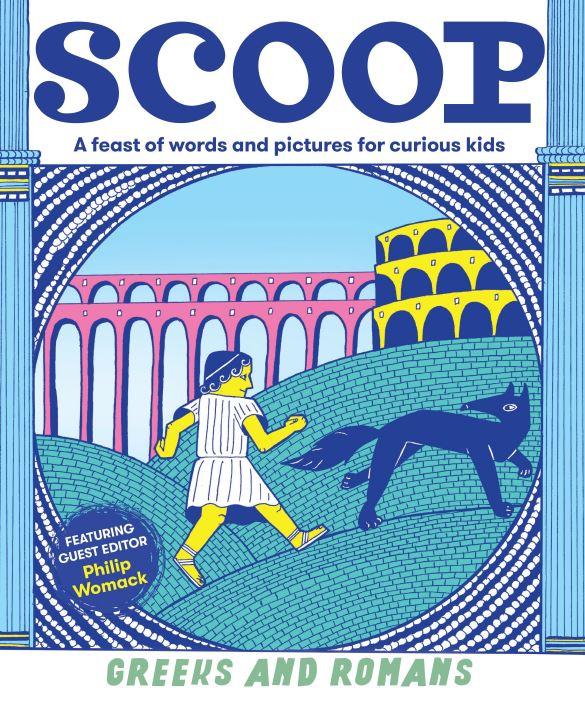 scoop 儿童杂志 2021年06月刊