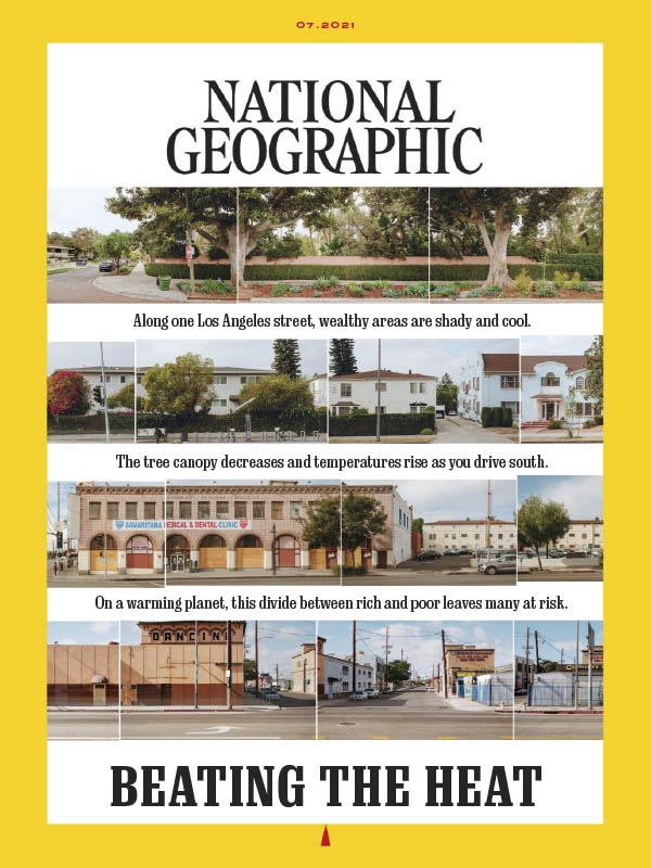 NATIONAL GEOGRAPHIC USA 美国国家地理杂志 2021年07月号