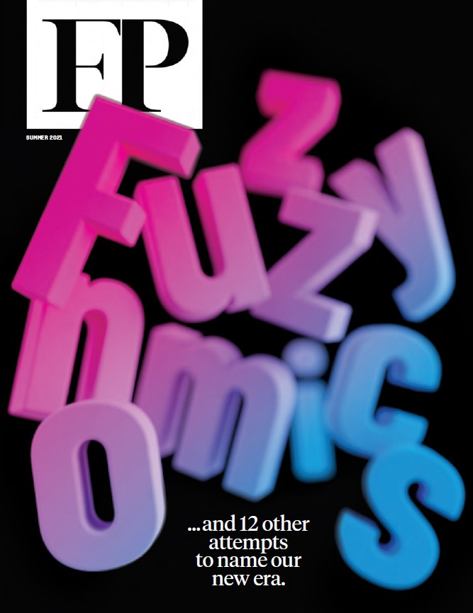 Foreign Policy 外交政策 时政杂志 2021年夏季号