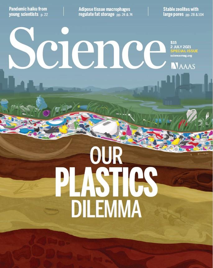 Science 科学 国际权威综合性科学杂志 2021.07.02