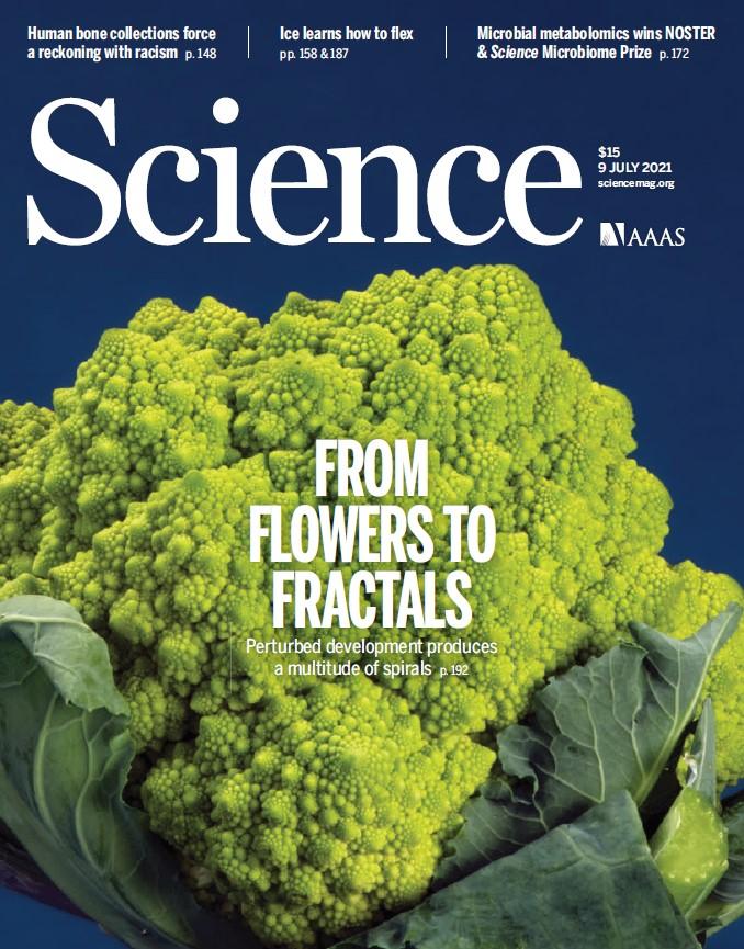 Science科学国际权威综合性科学杂志 2021.07.09