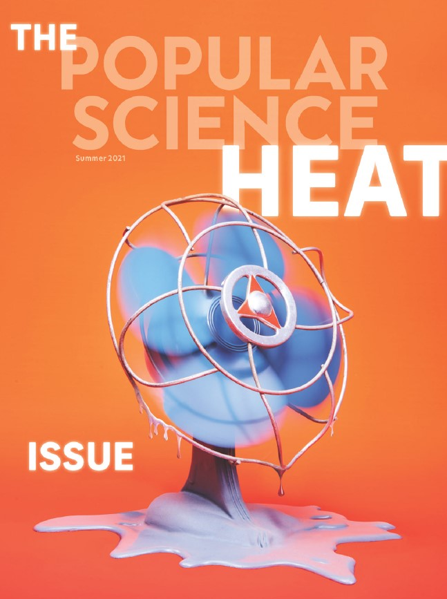 POPULAR SCIENCE 大众科学科技新时代 2021年夏季号
