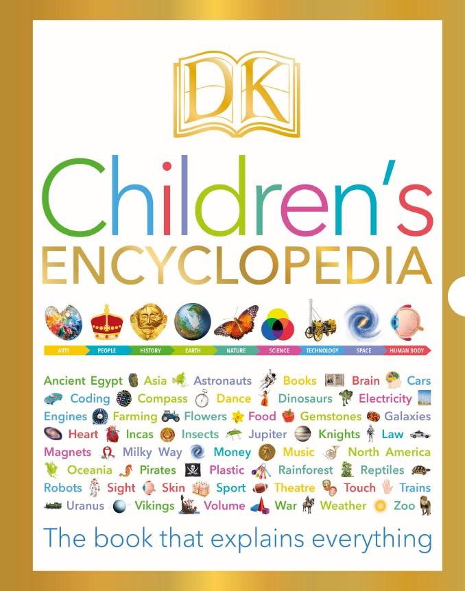 Children's Encyclopedia by DK