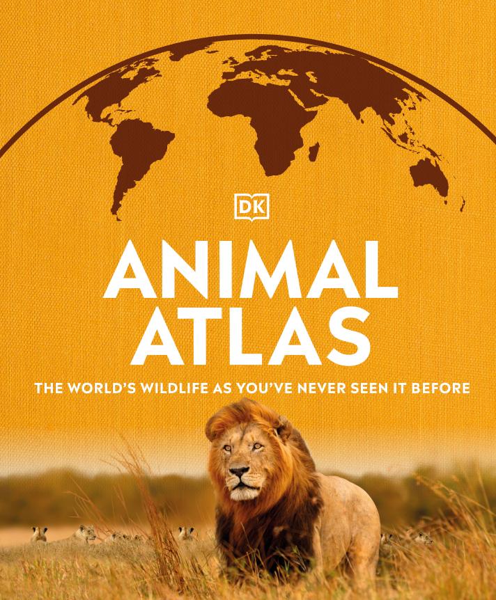 Animal Atlas BY DK 2021